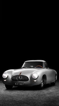 Mercedes-Benz SL Oldtimer - hiermit kannst du Aufmerksamkeit auf dich ziehen!