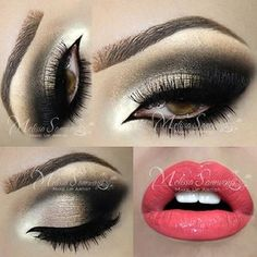 Melissa Samways @makeupbymels Instagram photos | Webstagram