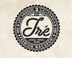 #badge #creative #design #emblem #Inspiration #logo #texture #vintage #retro #trend #pattern