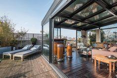 Amazing Penthouse Avec Terrasses Et Vue Panoramique   Pantin