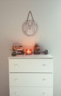 Fall dresser decor -Mackenzie Hargrave