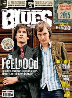 #TheBluesMagazine Brought to you by the great team behind #Classic #Rock, #Blues #Magazine is a mix of #old and #new; #cult and #mainstream - and celebrates 75 years of great blues #music