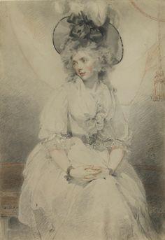 La duchesse de Polignac