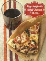 Pizza Margherita healthy