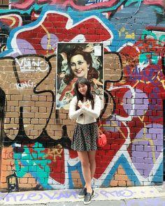One more #selfi#selca#셀피#셀카#셀스타그램#얼스타그램#데일리#daily#trip#travel#여행스타그램#여행#멜번#Melbourne#hoiserlane#미사거리