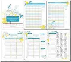 125 best homeschool planners homeschool schedules images on