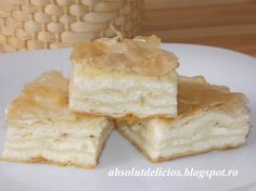 Romanian Food, Romanian Recipes, Crepes, Apple Pie, I Foods, Crackers, Camembert Cheese, Food And Drink, Pizza
