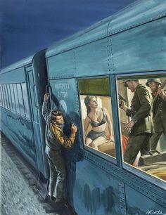 Illustrator: Mort Kunstler