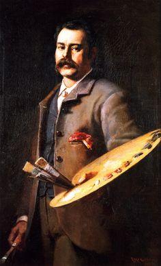 Frederick McCubbin - 1886