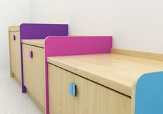 Trudy Fixed Furniture For Primary Schools From British Thornton