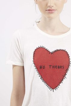 Photo 5 of No Thanks Tee