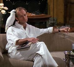 Niles Crane...my favorite character on Frazier.