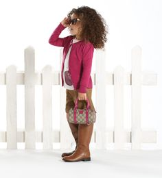 Gucci Kids' Fall Winter 2012/13 Collection