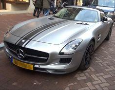 Mercedes SLS GT AMG Mercedes Sls, Make Photo, Luxury Cars, Amsterdam, Instagram Posts, Fancy Cars