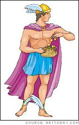 The Olympian Gods and Goddesses-Hermes (Roman name: Mercury) Princess Peach, Princess Zelda, Disney Princess, Wicca Wand, Goddess Names, Roman Names, Roman Gods, The Orator, The Shining