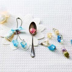 宝石のような立体パーツが作れる、レジンカテゴリ人気No.1のキット。 レジンアクセサリー作りに大活躍 立体ジュエリーシリコーン型の会
