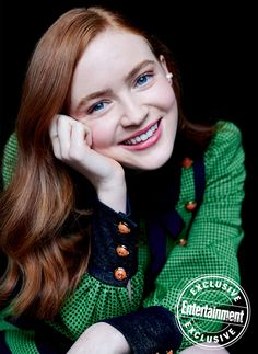 'Stranger Things' season 3 cast will turn your world upside down in exclusive EW portraits – 𝐸𝑙𝑙 'Stranger Things' season 3 cast will turn your world upside down in exclusive EW portraits Sadie Sink Stranger Things Actors, Stranger Things Season 3, Stranger Things Netflix, The Americans, Blue Bloods, Cary Elwes, Sadie Sink, Millie Bobby Brown, Celebs