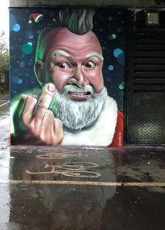 17 Fascinating Murals by Woskerski - Doozy List