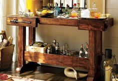 small spaces bar