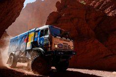 Dakar Trucks 2014