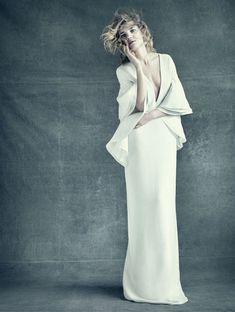 Natalia Vodianova's 'Pure Passion' By Paolo Roversi for 'The Edit' - 3 Sensual Fashion Editorials | Art Exhibits - Anne of Carversville Wom...