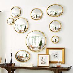 Ava Convex Mirror