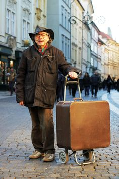 Humans of Prague