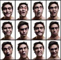 Resultado de imagen de anatomy facial expressions