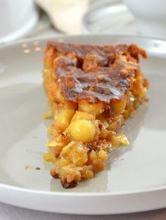 Toffee-Macadamia-Kuchen