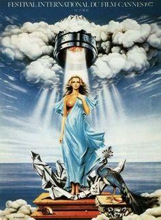 Official Festival de Cannes Poster, 1977