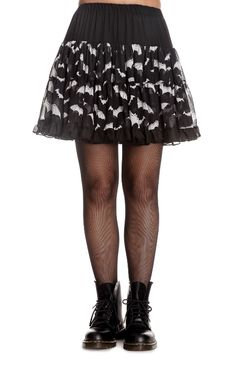 This would be fun to wear with tights or thigh-highs.