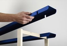 Modern Shelving System - Big Game