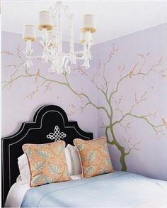 Material Girls | Premier Interior Design Blog | Home Decor Tips: Go Girly!