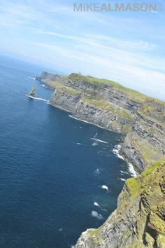 Cliffs of Moher Ireland, cant wait to see them.