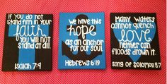 canvas craft love it with different colors of course!