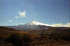 Cayambe volcano (Ecuador)