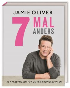 """Hier unser Buchtipp zum Wochenende:  Jamie Oliver """"7 Mal anders"""" - Je 7 Rezeptideen für deine Lieblingszutaten  Jamie Oliver zeigt, wie wir unsere Lieblingszutaten 7 Mal anders neu erfinden können – in mehr als 120 neuen, aufregenden und köstlichen Rezepten!  Schönes Wochenende,  Euer obereder-Team  #BuchtippzumWochenende #Buchtipp #lesen #JamieOliver #mühlviertleralm #obereder"""
