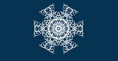 I've just created The snowflake of Arlie & Marilyn.  Join the snowstorm here, and make your own. http://snowflake.thebookofeveryone.com/specials/make-your-snowflake/?p=bmFtZT1LcmlzdGluZQ%3D%3D