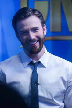 Chris Evans - This Heart Warming Smile <3