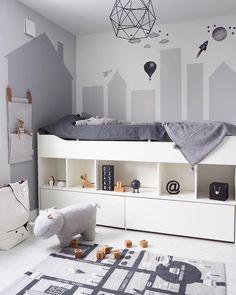 Du möchtest deinem Jungen ein schönes Zimmer einrichten, das ihm gefällt, dessen Gestaltung leicht umzusetzen ist und das am besten mit ihm wächst...