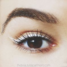 The White Cat Eye! Make this week a little more fun (it's actually more wearable than you might have thought)! Click through to see two versions of it!