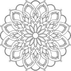 51 Trendy mandala nature tattoo coloring pages Mandala Art, Mandala Drawing, Mandala Painting, Mandala Pattern, Dot Painting, Mandala Tattoo, Mandala Coloring Pages, Coloring Book Pages, Unique Gifts For Girlfriend