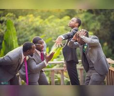 Welcome To Chitoo's Diary.: Hilarious: see how this groom is proudly showing o...