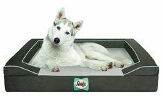 Corner Dog Bed   Corner Dog Bed With Bolster   WebNuggetz.com