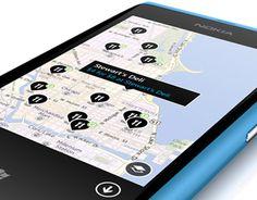 """Mapas, nuevo """"frente de guerra"""" entre Nokia, Apple y Google ~ Revista Red Futura"""