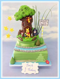 Winnie The Pooh Cake Order Cakes OnlineCake