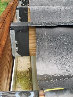 When editorial adviser Mike Guertin builds a deck with more than 4 ft. of space between the framing and the grade, he installs an underdeck-drainage system. In this step-by-step guide, learn Mike's method for deck drainage.