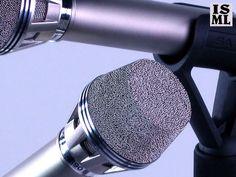 AKG D190E mics