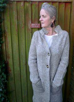 Ravelry: Polar Coat pattern by Regina Moessmer