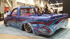 ... Bagged Trucks, Lowered Trucks, Mini Trucks, Cool Trucks, S10 Pickup, Lowrider Trucks, Custom Chevy Trucks, Chevy S10, Low Low